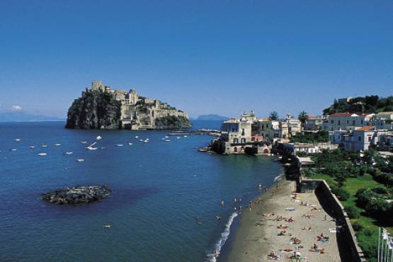 "April Offer 7 nights in Ischia ""A Week in the Reign of Neptune"""