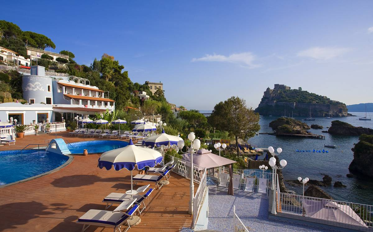 Strand Hotel Terme Delfini Ischia Italy Official Website