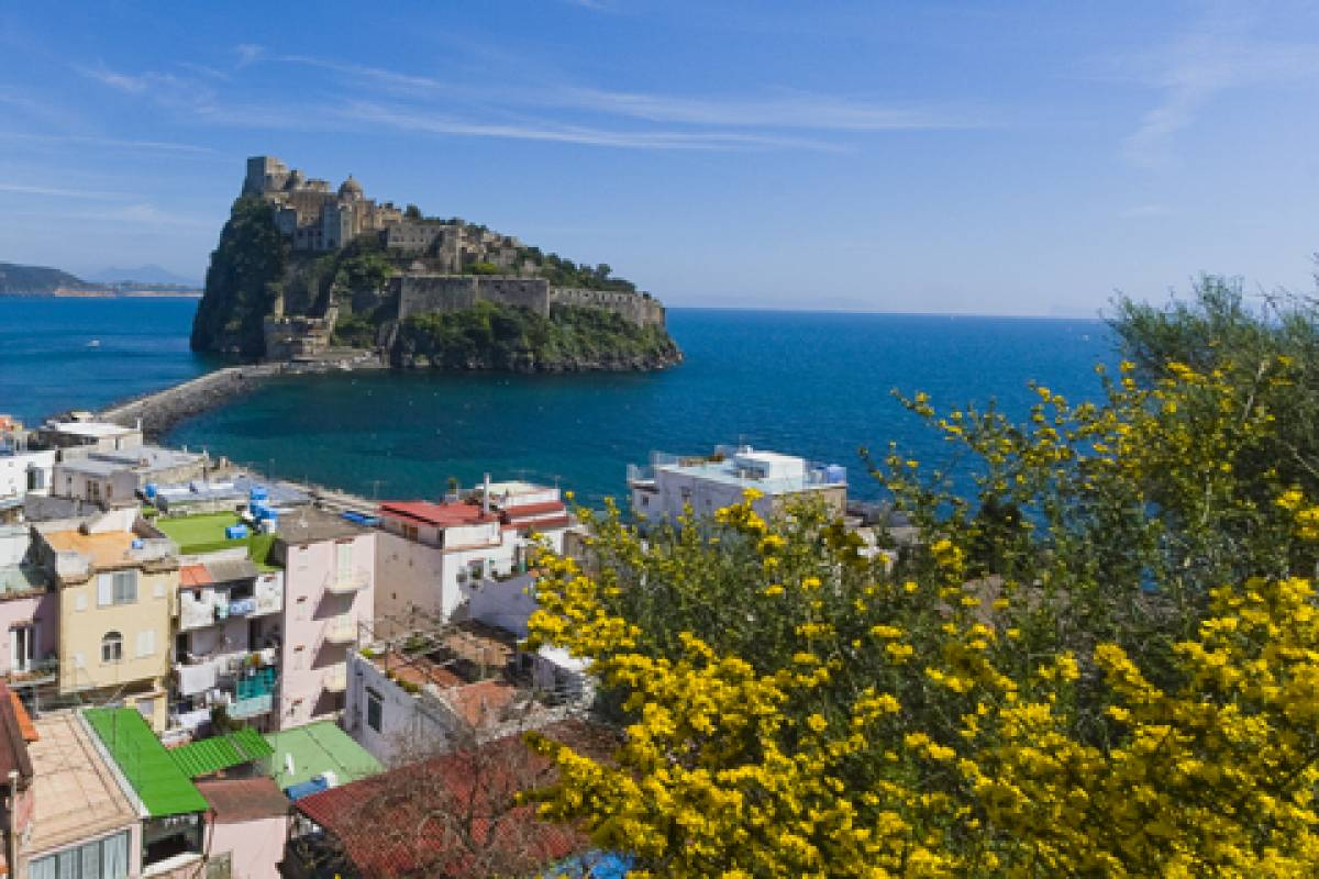 """Offerta Marzo Speciale Ischia """"Sinfonie di Primavera"""""""