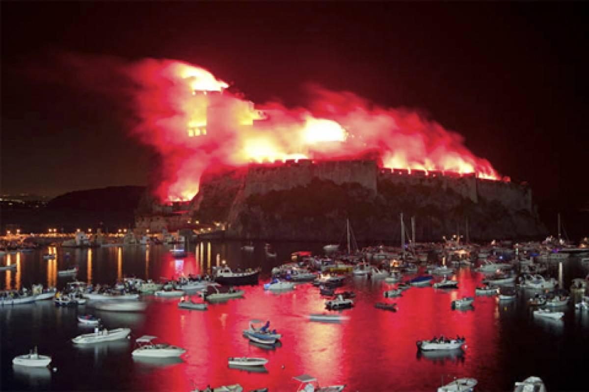 """Luglio con Agosto a Ischia """"Magica atmosfera di Sant'Anna"""""""