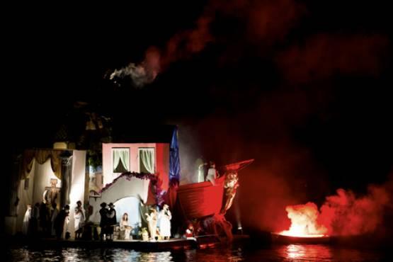 """Luglio con Agosto in arrivo 6 notti a Ischia """"Magica atmosfera di Sant'Anna"""""""
