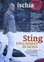 STING englishman in Ischia
