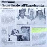 Gran finale all'ExpoIschia