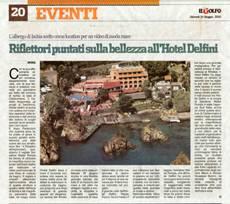 Riflettori puntati sulla bellezza all'Hotel Delfini