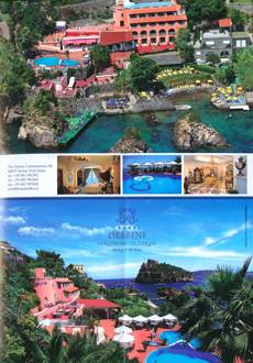 Delfini Strand Hotel Terme Isola d'Ischia