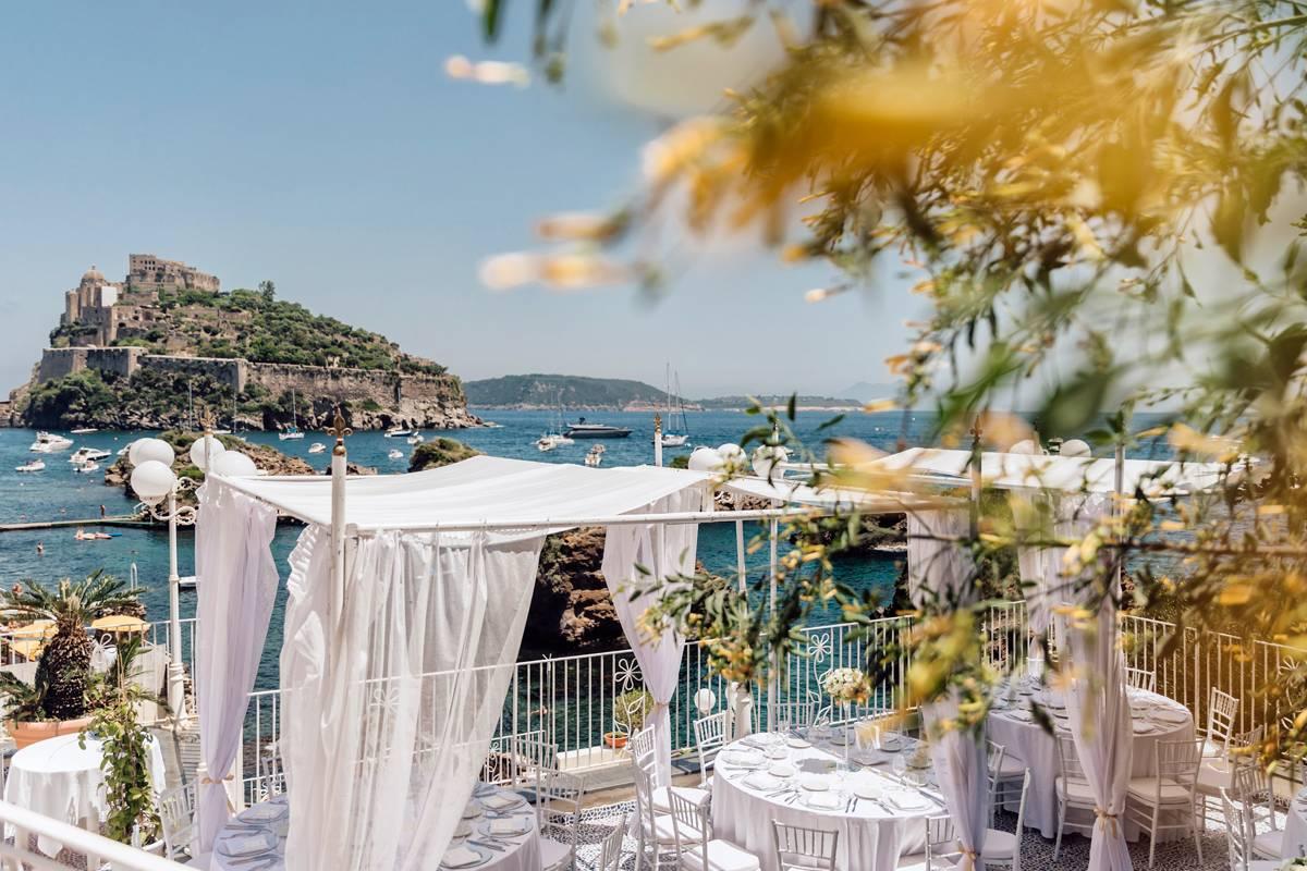 Restaurante en Pisina
