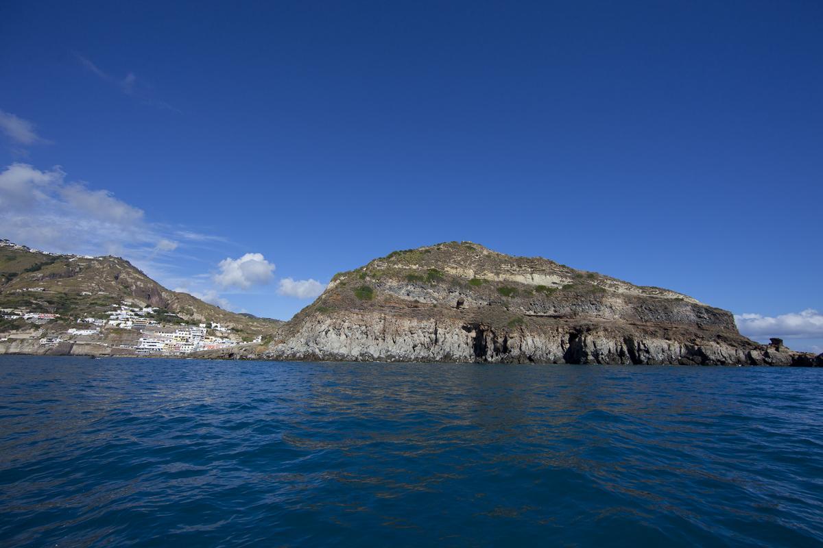 Ischia dal Mare