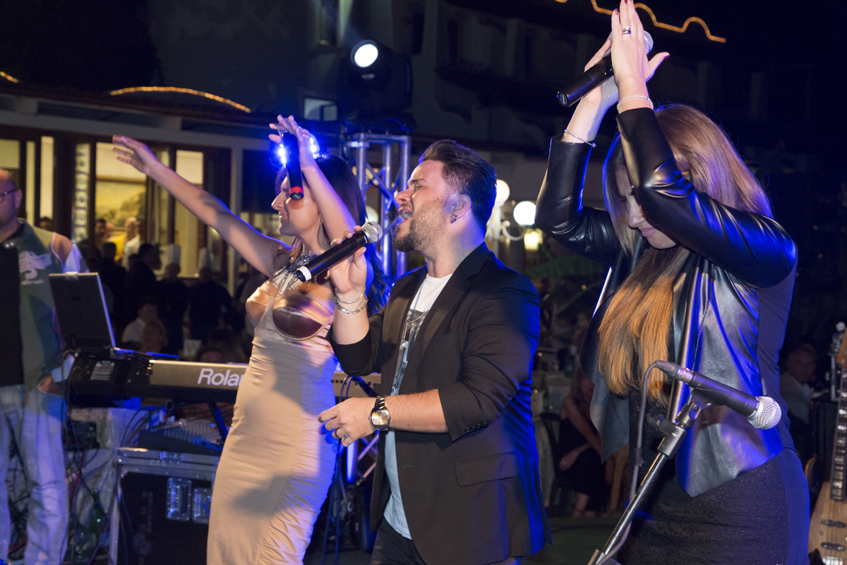 Serata di Gala dell'Ischia Global Fest