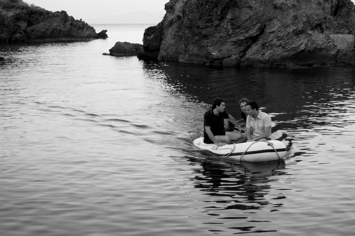 Piano Bar allo Strand Hotel Delfini Terme di Ischia